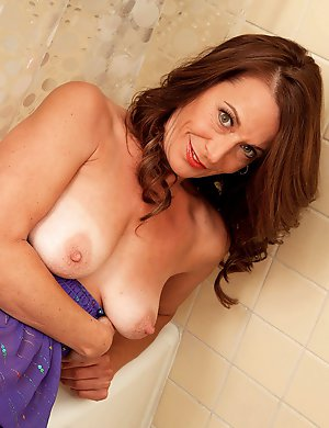 Mimi Moore from California. The older Mimi gets, the hornier she gets, so masturbating is a must.